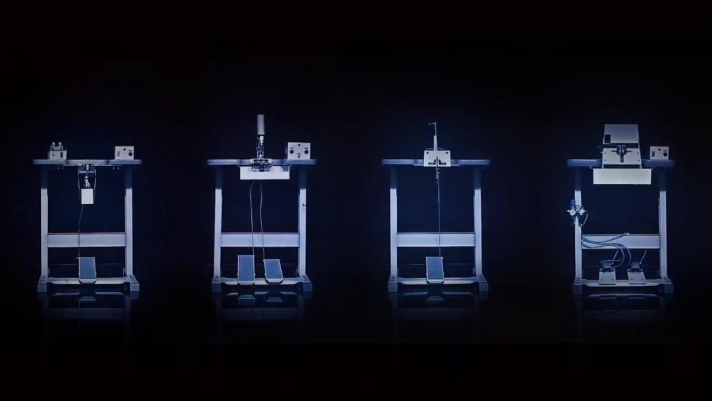 Máquina de Laços